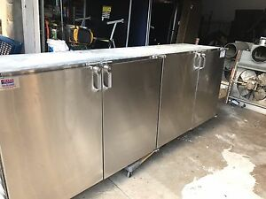 Bar Cooler 96 Glass Tender 115v Shipping Available Buyer Pays100