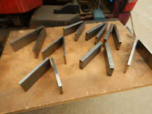 Pile Of Machinist Parallels Setup Tooling Jig Fixture From Grinding Shop Lot B