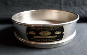 Hogentolger 8 d Usa Standard No 500 Stainless Steel Test Sieve 25um 5218