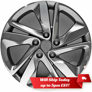 Set Of 4 Brand New Oem 2014 2015 2016 Hyundai Elantra 17 Alloy Wheels Rims