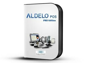 Aldelo Restaurant Pos Software Pro Version 1 Year Free Support