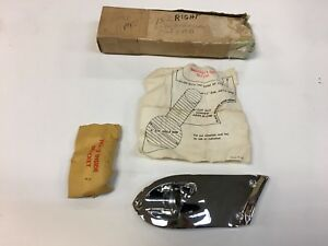 Nos 1961 To 1974 Chevrolet Gmc Coe Tilt Cab Unity Spotlight Bracket 152 R h