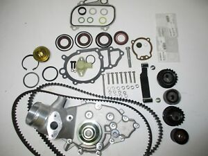 Porsche 944 Turbo 951 Water Pump Kit New Uro Complete Kit 1986 Only Stage 3