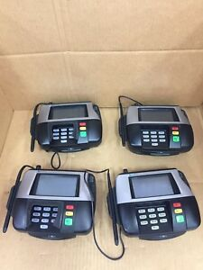 Lot 4 Verifone Mx860 Point Of Sale Credit Card Terminal M094 409 01 rc W Pen