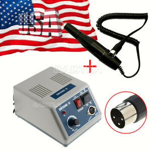 Dental Lab Micromotor Micro Motor N3 35 000rpm Polishing Handpiece Shiyang