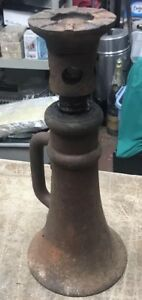 Vintage 1 1 2 Ton Screw Forged Jack Stand