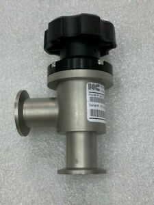 Nor cal Products 3870 02685 Manual Isolation Valve Used