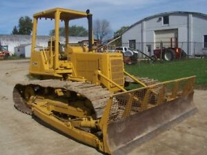 Cat D3b Lgp Bulldozer