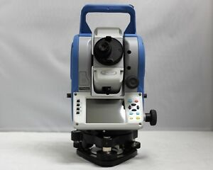 Spectra Total Station Focus 8 2