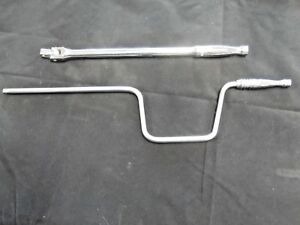 Snap on Tools 3 8 Drive 12 Long Handle Breaker Bar F1 Tms4e 1 4 Inch 16