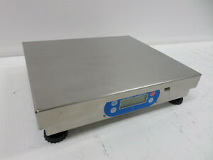 Brecknell 30 Pound Pos Usb Bench Scale With Built In Display 6720u 30