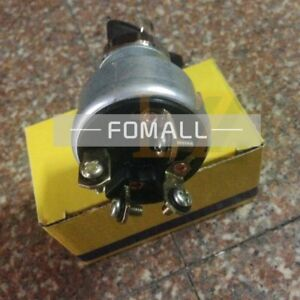 1pc 4 Lines Key Ignition Switch For Cat E320c Excavator