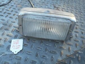 Mercedes Benz W116 W107 Bosch Fog Light R107 C107 Driving