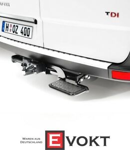 Vw Crafter 2e Towbar Mounted Rear Right Step Plate 2e0092200 Boarding Aid New