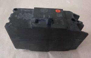 Ge General Electric Tey240 Molded Case Circuit Breaker 40a 2 Pole 277 480v