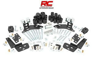 88 94 Chevrolet Gmc 1500 2500 Pickup Gas 3 Rough Country Body Lift Kit rc703