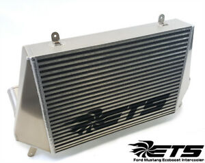 Ets 3 5 Intercooler Core For Ford 2015 Mustang Ecoboost Non c a r b