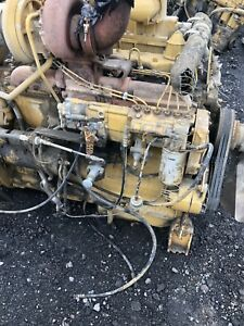 Caterpillar 3306di Diesel Engine Good Runner