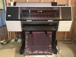 Epson Stylus Pro Wt7900 24in Wide Format White Ink Printer