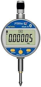 Fowler Sylvac Mark Vi Electronic Bluetooth Indicator 54 530 355 0 0 1 000 25m
