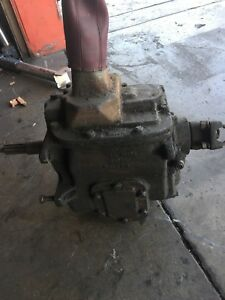 1954 Gmc 3600 Manual Transmission Stock Gm 591958