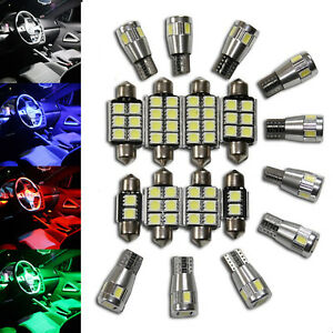 All Audi Ultimativ Led Interior Lighting Set Blue Red White Pink Green Power