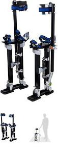 1116 Pentagon Tool tall Guyz Professional 18 30 Black Drywall Stilts For She