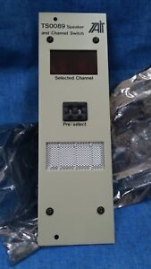 New Tait Ts0089 Speaker And Channel Switch