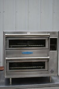 New Turbochef Hhd Double Batch Ventless Oven