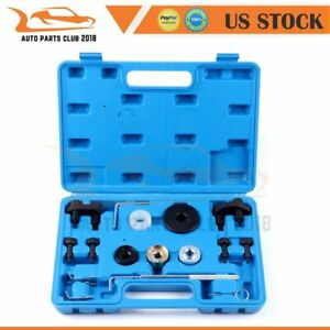 Timing Locking Tool Kit For 2008 2013 Audi A5 Vw 2 0 Turbo Tfsi Eos Gti A3 A4 A6