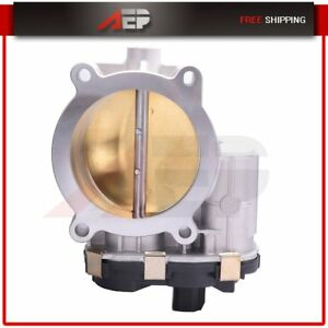Throttle Body Assembly For Escalade Sierra Silverado Camaro Corvette 673013