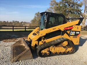 2014 Cat 289d Track Loader Very Nice One Owner