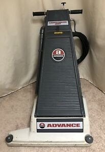 Advance Nilfisk Carpetriever 28xp 28 Wide Commercial Vacuum With Power Brush