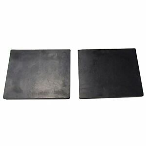 2 Snow Plow Blade Edges Pw22 Pro Wing Extensions 0020500