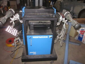 Snap On Hoffman Geoliner 550 Prism Alignment Machine Unit