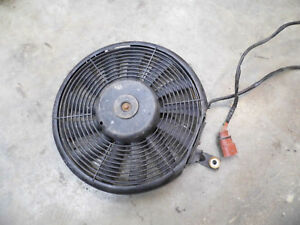 Audi A6 C5 2 7 Front Radiator Condenser Electric Fan