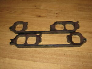 Chevy 6 Straight 230 250 292 Exhaust Header Flanges 5