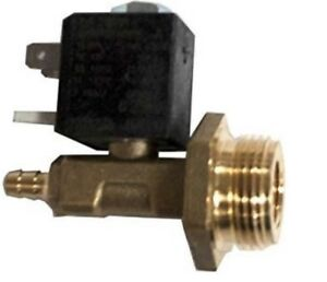 Miller 226819 12vdc Valve With Free Lock nut