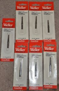 Weller Ptm7 3 18mm Screwdriver Solder Soldering Tip Lot Of 7 New Genuine