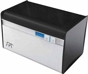 Ultrasonic Cleaner Lcd Display Panel Stainless Steel Water Tank With Basket Kit