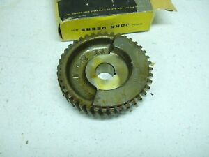 New Old Stock John Deere 3020 3010 Engine Balancer Gear R26846 Left Hand