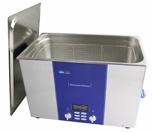 28l Industrial Lab Ultrasonic Cleaner Degas Sweep Pulse Power Adjustable Dr p280