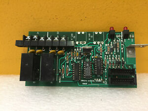 Siemens Faraday Zn 1 401310 Class B Initiating Circuit Module Tested