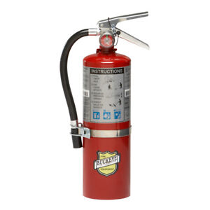 Abc Dry Chemical Fire Extinguisher With Vehicle Bracket 2 5 Lb