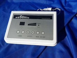Nusonic Ultrasound Machine Mini Station Ultra Sound