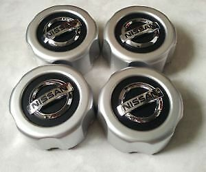 4 New Wheel Center Hub Caps Nissan Pathfinder Pickup 1996 1999 Fits 15 Inch Rim