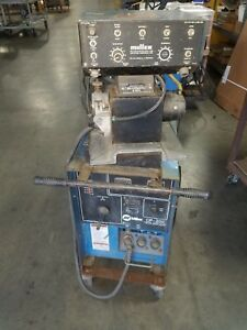 Miller Cp 200 S 52a Wire Feeder Used