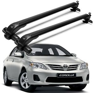 Car Roof Rack For Toyota Corolla 1998 2016 Cross Bar Top Luggage Carrier 2pcs
