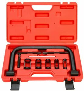 Replace Valve Spring Compressor Pusher Automotive Tool For Car Motorcycle Kit