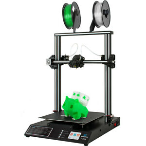 3d Printer Geeetech A20m Break resuming Capability 2 In 1 Out Extruder